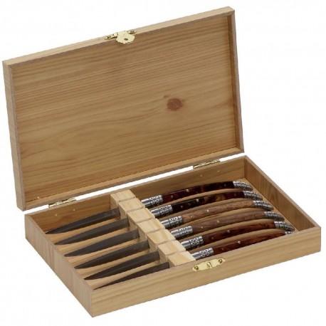 Bon Couteau kišeninių peilių rinkinys dėžutėje