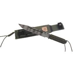 Linton SEAL tactical camo taktinis peilis