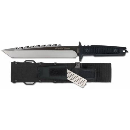 RUI TACTICO peilis su galąstuvu