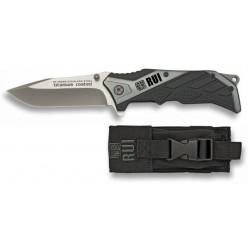 RUI GREY taktinis kišeninis peilis su dėklu
