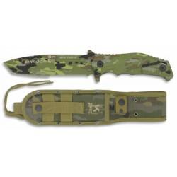 RRUI CHINOOK II taktinis peilis, CAMO