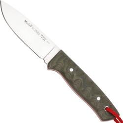 Muela Kodiak Canvas Micarta medžioklinis peilis