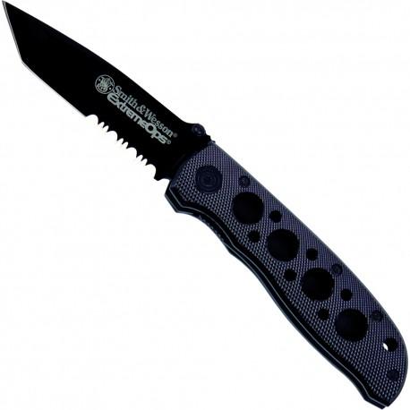 Smith & Wesson Extreme OPS tanto peilis juodas