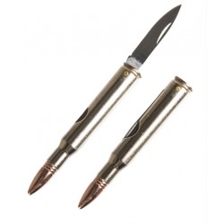 Peilis su kulkos formos rankena, 12.5 cm