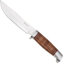 Haller fiksuotas peilis su dėklu