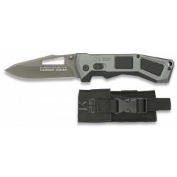 K25 taktinis peilis, PILKAS/JUODAS