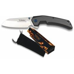 TOKISU G10 taktinis peilis su dėklu