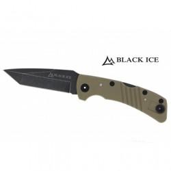 BLACK ICE Desert taktinis peilis