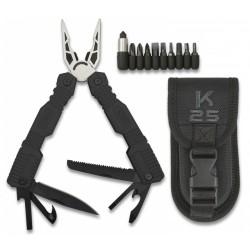 K25 daugiafunkcinis įrankis su dėklu